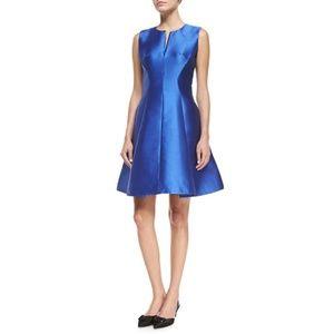Kate Spade Charleen Dress Cosmic Blue Fit n Flare